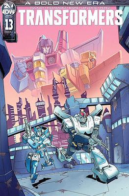 Transformers (2019) (Comic Book) #13