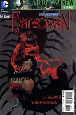 Batwoman Vol. 1 (2011-2015) (Comic-book) #13
