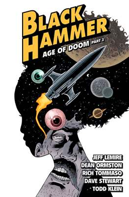 Black Hammer (Softcover) #4
