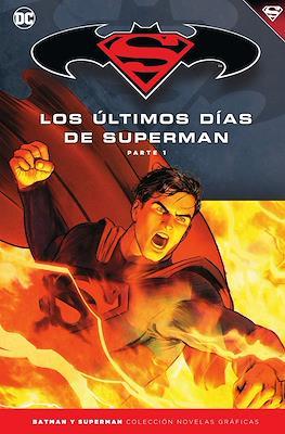Batman y Superman. Colección Novelas Gráficas #79