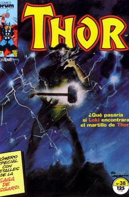 Thor, el Poderoso (1983-1987) (Grapa 36 pp) #38