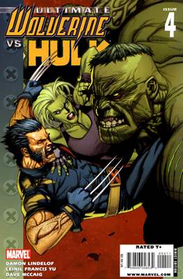 Ultimate Wolverine vs. Hulk (Comic-book) #4
