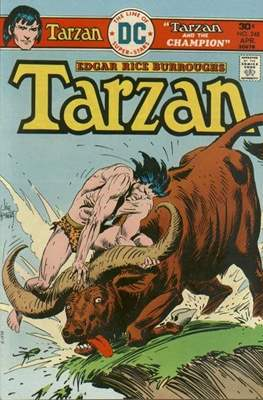 Tarzan (Comic-book) #248