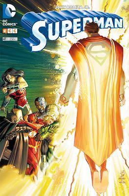 Superman. Nuevo Universo DC / Renacimiento (Grapa) #41