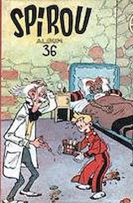 Spirou. Recueil du journal (Cartonné) #36