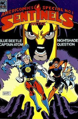 Americomics Special - Sentinels of Justice