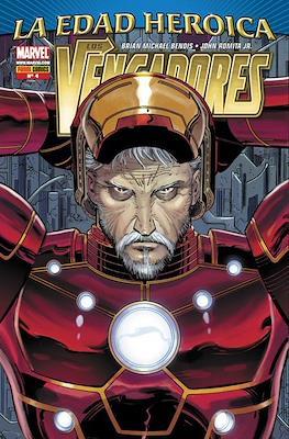 Los Vengadores Vol. 4 (2011-) (Grapa) #4