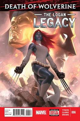 Death of Wolverine: The Logan Legacy (Comic-Book) #6