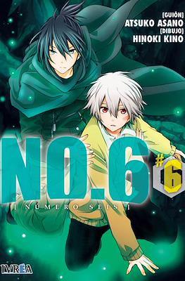 NO.6 - [Número Seis] (Rústica con sobrecubierta) #6