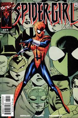Spider-Girl vol. 1 (1998-2006) (Comic-Book) #31