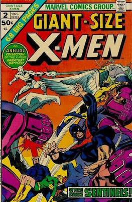 Giant-Size X-Men Vol 1 (Comic-Book) #2