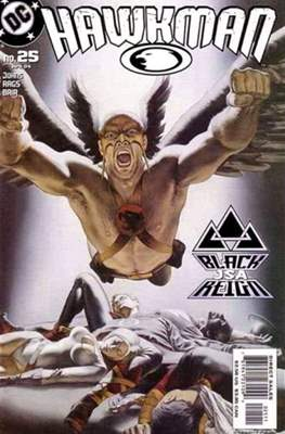 Hawkman Vol. 4 (2002-2006) (Comic book) #25