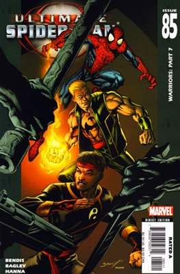 Ultimate Spider-Man (2000-2009; 2011) (Comic-Book) #85