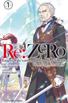 Re:ZeRo -Empezar de cero en un mundo diferente (Rústica) #7