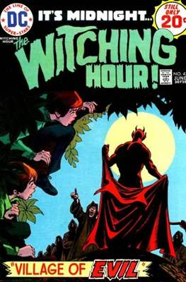 The Witching Hour Vol.1 (Grapa) #43