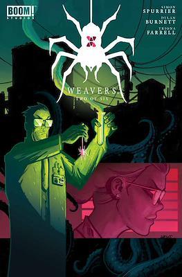 Weavers (comic-book) #2