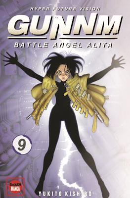 GUNNM: Battle Angel Alita - Hyper Future Vision (Rústica con sobrecubierta) #9