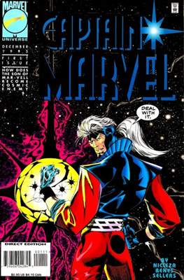 Captain Marvel Vol. 2 (1995-1996)