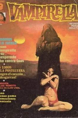 Vampirella (Revista Grapa) #10