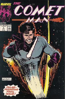 Comet Man (Comic-book.) #6