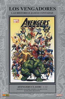 Los Vengadores: Las historias jamás contadas (2008)