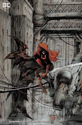 Batwoman Vol. 2 (2017- Variant Covers) (Comic book) #15