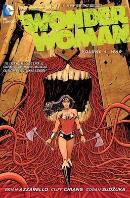 Wonder Woman New 52 Vol. 4 (Hardcover) #4
