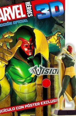 Marvel Héroes 3D - Colección Oficial (Grapa) #13