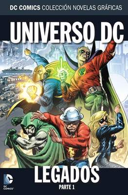 DC Comics Novelas Gráficas (El Mundo-Marca) #45