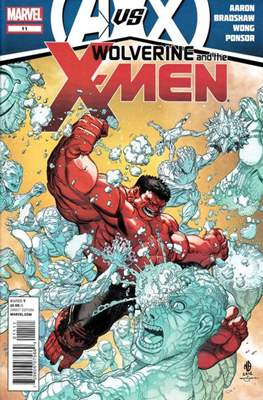 Wolverine and the X-Men Vol. 1 (Comic-Book) #11