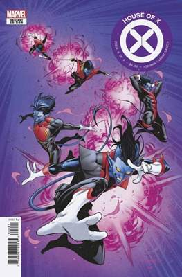 House of X (Variant Covers) (Comic Book) #6.3
