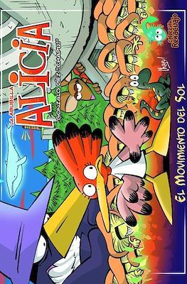 La Abubilla Alicia (Cartoné 56 pp) #2