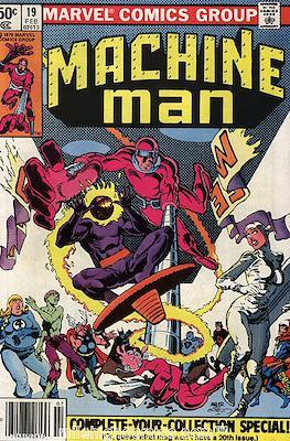 Machine Man Vol. 1 (Comic Book) #19