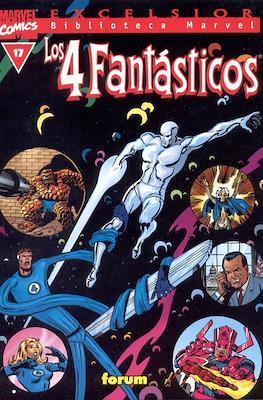 Biblioteca Marvel: Los 4 Fantásticos (1999-2001) (Rústica 160 pp) #17