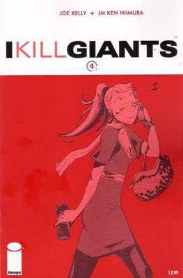 I Kill Giants (Comic book) #4