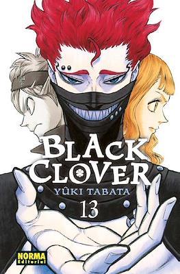 Black Clover (Rústica con sobrecubierta) #13