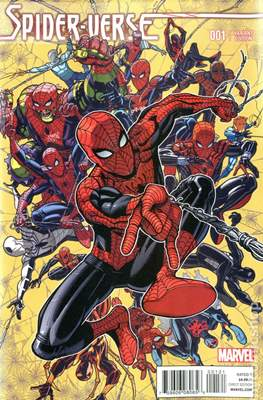 Spider-Verse Vol. 1 (2014 Variant Cover) (Comic Book 36 pp) #1