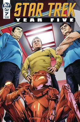Star Trek: Year Five (Comic Book) #7