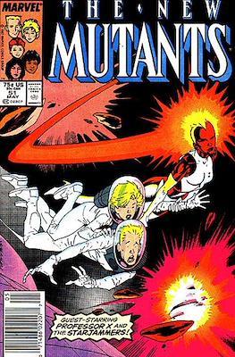 The New Mutants (Grapa) #51