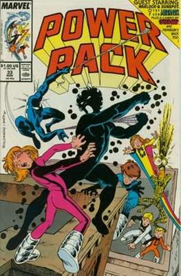 Power Pack (1984-1991; 2017) (Grapa) #33