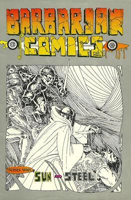 Barbarian Comics