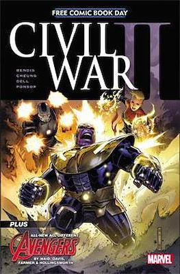 Civil War II. Free Comic Book Day 2016