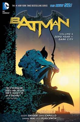 Batman Vol. 2 (2011-2016) (Softcover) #5