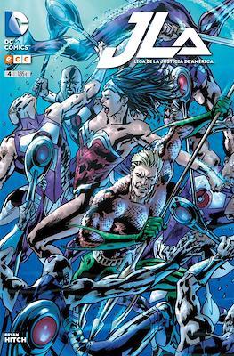 JLA. Liga de la Justicia de América (Grapa) #4
