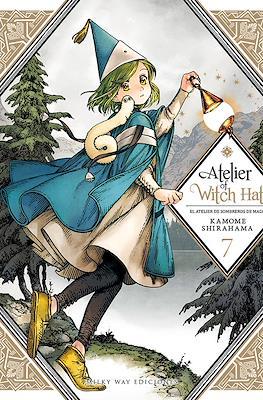 Atelier of Witch Hat - El atelier de sombreros de mago (Rústica con sobrecubierta) #7