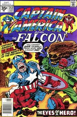 Captain America Vol. 1 (1968-1996) (Comic Book) #212