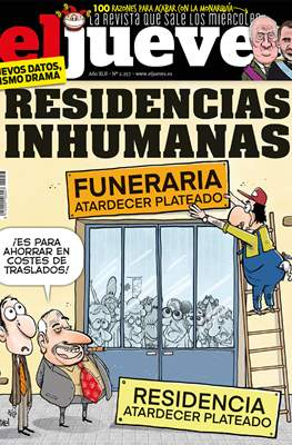 El Jueves (Revista) #2257