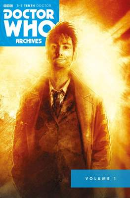 Doctor Who: The Tenth Doctor Archives