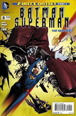Batman / Superman Vol. 1 (2013-2016) #8