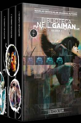 Biblioteca Neil Gaiman Colección Vértigo - Novelas gráficas de grandes autores (Cartoné) #1